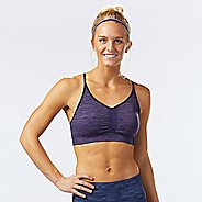 Womens R-Gear Undercover Seamless Cami Sports Bra - Storm Blue/Lily XS