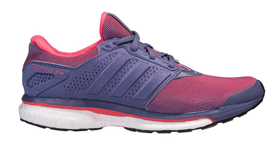8561f5567d062 Womens adidas Supernova Glide 8 Running Shoe at Road Runner Sports