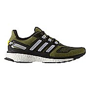 Mens adidas Energy Boost 3 Running Shoe - Grey/Equipment Blue 8