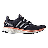 Womens adidas Energy Boost 3 Running Shoe - Purple/Sun Glow 10.5