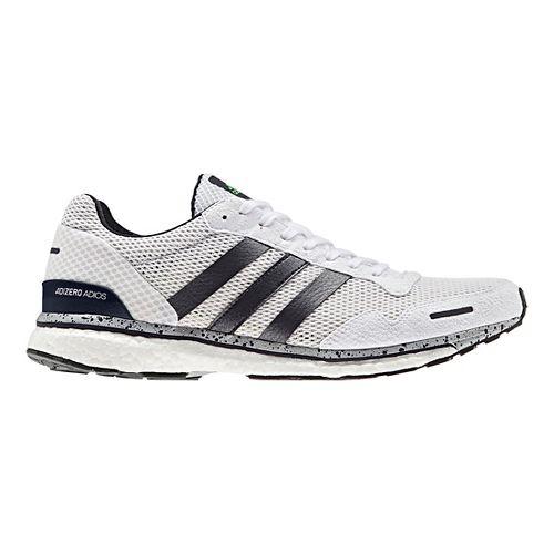 buy online b1c43 15845 Mens Adidas Adizero Adios 3 Running Shoes