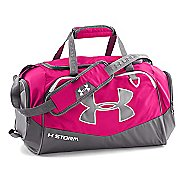 Under Armour Undeniable Small Duffel II Bags - Tropic Pink/White