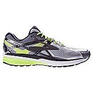 Mens Brooks Ravenna 7 Running Shoe - Silver/Neon 8.5