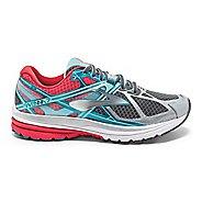 Womens Brooks Ravenna 7 Running Shoe - Silver/Pink 6