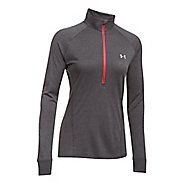 Womens Under Armour Tech 1/2 Zip Long Sleeve Technical Tops