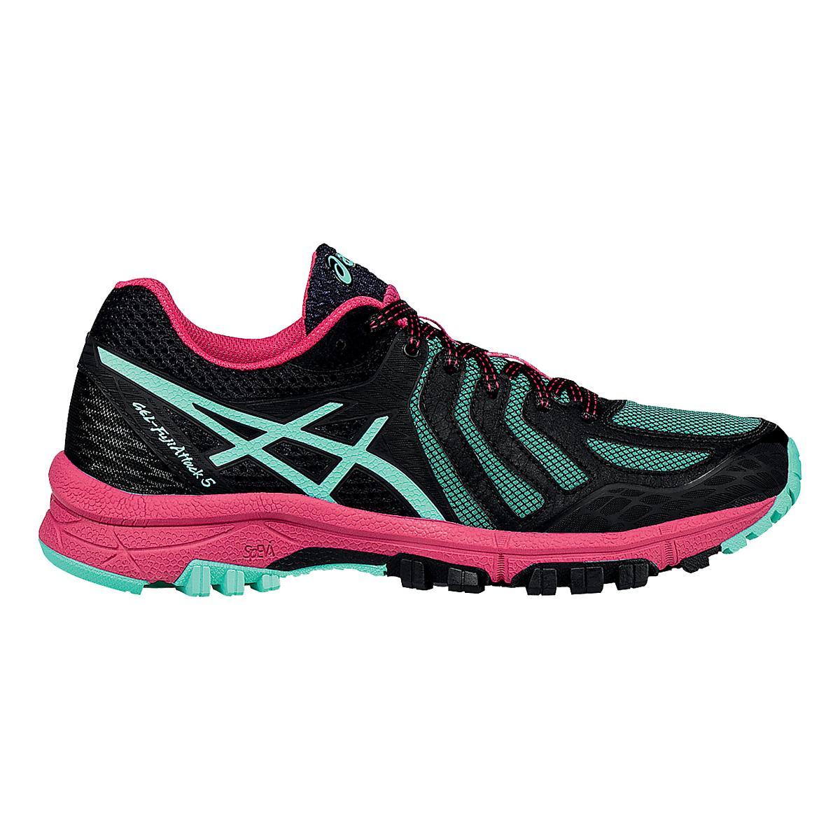 labios Dental Helecho  Womens ASICS GEL-FujiAttack 5 Trail Running Shoe at Road Runner Sports