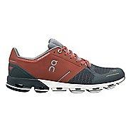 Mens On Cloudflyer Running Shoe - Rust/Stone 8.5