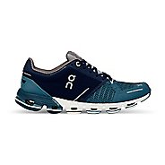 Womens On Cloudflyer Running Shoe - Storm/White 10