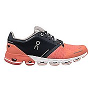 Womens On Cloudflyer Running Shoe - Coral/Ink 5.5
