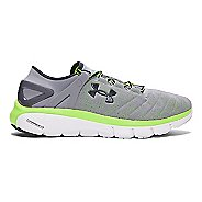 Mens Under Armour Speedform Fortis Vent Running Shoe - Steel 11.5