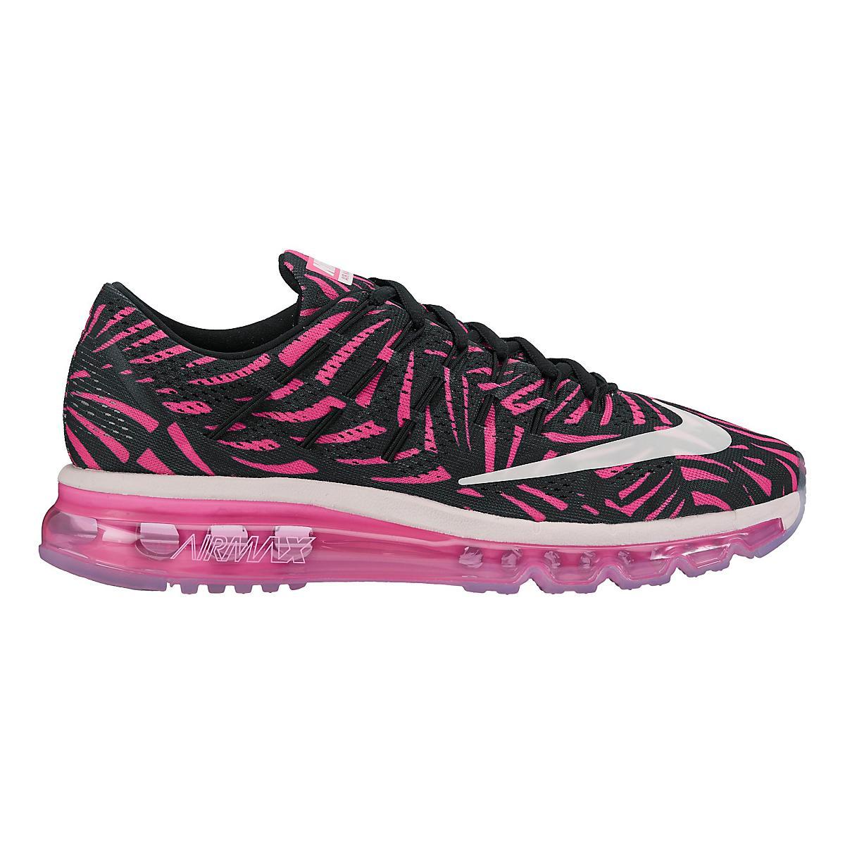cheaper 6ad30 71821 Womens Nike Air Max 2016 Print Running Shoe at Road Runner S