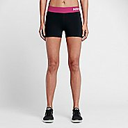 "Womens Nike Pro 3"" Cool Compression & Fitted Shorts"