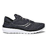 Mens Saucony Kineta Relay Casual Shoe - Charcoal Grey 8