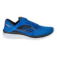 Mens Saucony Kineta Relay Casual Shoe - Royal/Black 8