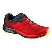 Mens Salomon Sense Pro 2 Trail Running Shoe - Fiery Red 9.5