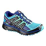 Womens Salomon X-Mission 3 Trail Running Shoe - Aquarius 5.5