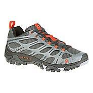 Mens Merrell Moab Edge Trail Running Shoe - Grey 10.5