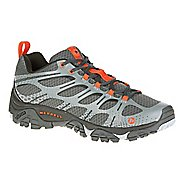 Mens Merrell Moab Edge Trail Running Shoe - Grey 8.5