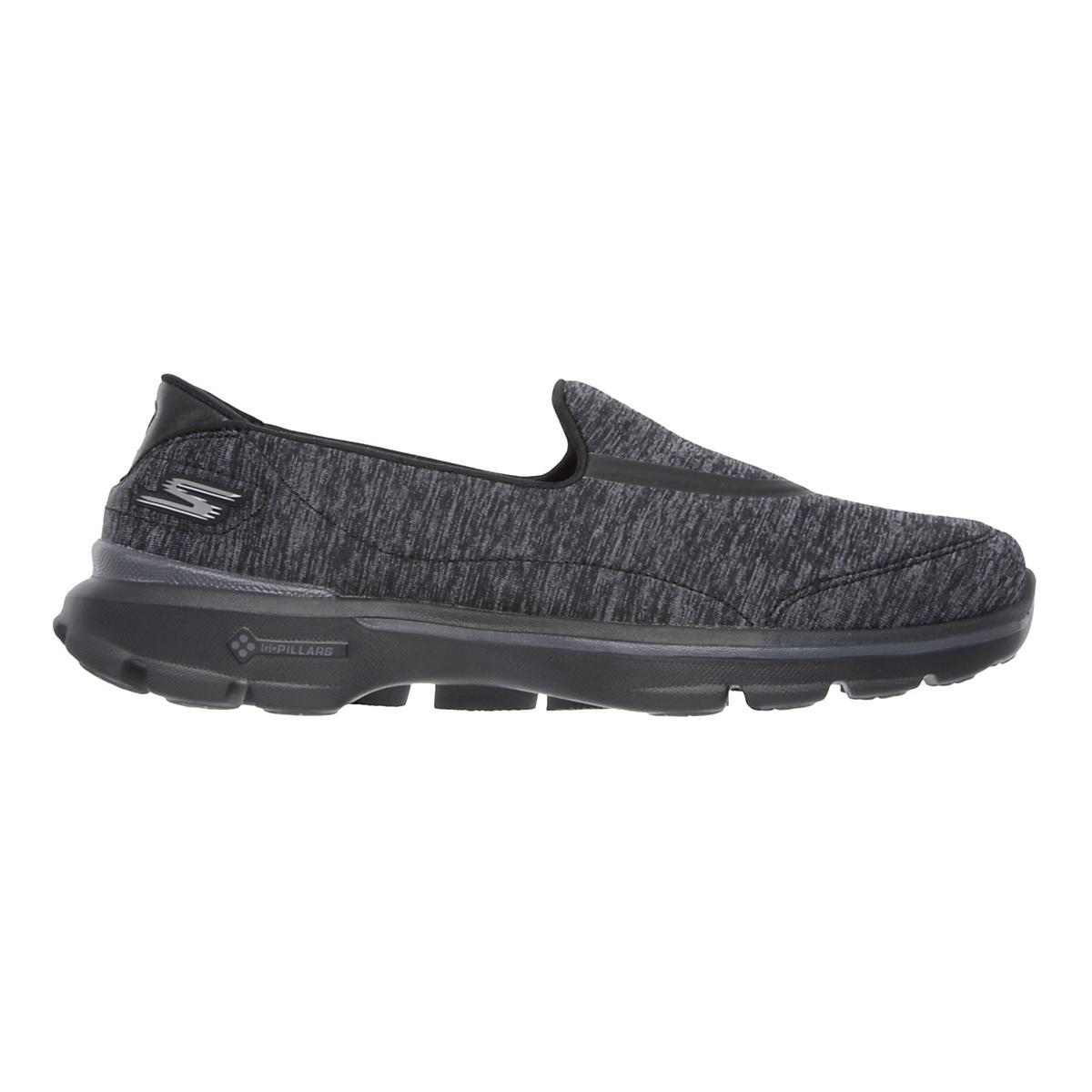 Skechers GOwalk 3 Force Blue Slip On Walking Sneaker Kuxfk