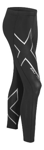 Mens 2XU Hyoptik Compression Tights & Leggings Pants