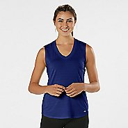 Womens R-Gear Finish First Sleeveless & Tank Technical Tops - Sapphire XS