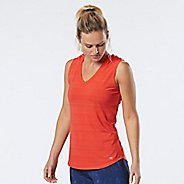 Womens R-Gear Finish First Sleeveless & Tank Technical Tops - Punch L