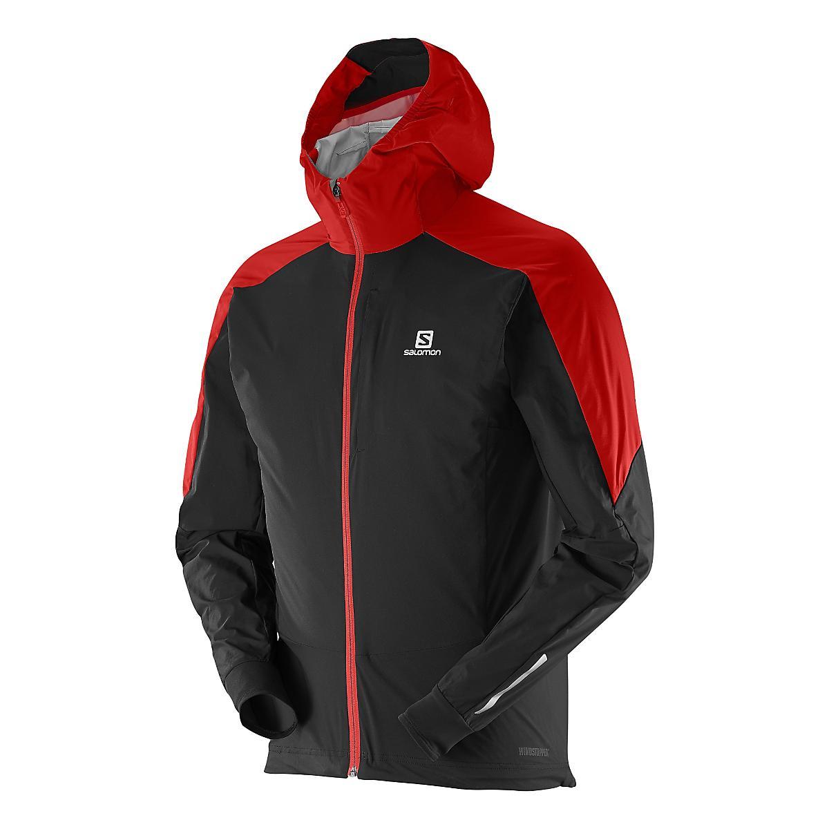 b7900e33d9b Mens Salomon Equipe WS Warm Up Hooded Jackets at Road Runner Sports