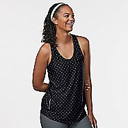Womens Road Runner Sports Fast and Fab Printed Singlet Sleeveless & Tank Technical Tops - ...