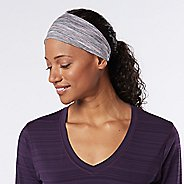 Womens R-Gear Over-the-Top Reversible Headband Headwear - Heather Chrome/Lily