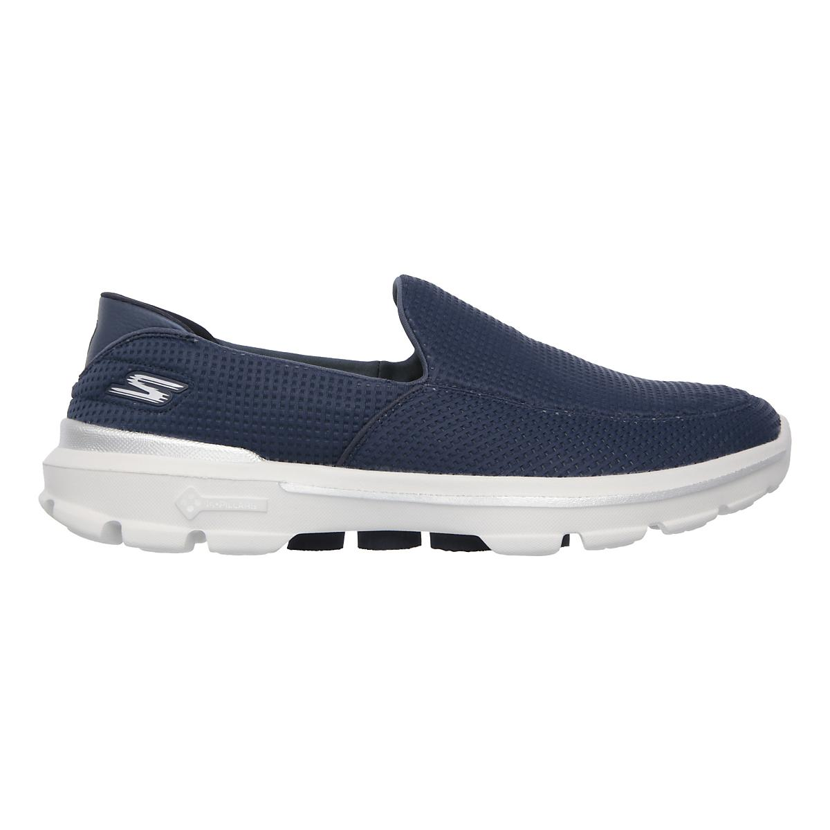 c48e0a8290 Mens Skechers GO Walk 3 Unfold Casual Shoe at Road Runner Sports