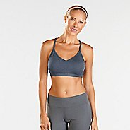 Womens R-Gear Back to Basics Cami Bra Sports Bra - Heather Storm Blue S