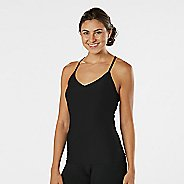 Womens R-Gear Back to Basics Cami Sport Tops Bras - Black S