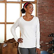 Womens R-Gear Back to Basics UPF Base Layer Long Sleeve Technical Tops - White S