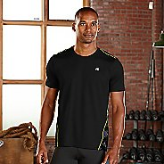 Mens R-Gear Out of Sight Short Sleeve Technical Tops - Black L