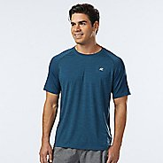Mens R-Gear Training Day Short Sleeve Technical Tops - Ink Jet XL