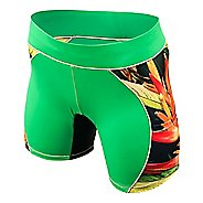 Womens De Soto Carrera Tri 2-in-1 Shorts - Bird of Paradise L