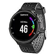 Garmin Forerunner 235 GPS Running Watch + Wrist HRM Monitors - Black/Grey