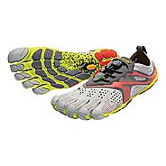 Womens Vibram V-Run Running Shoe - Oyster 9