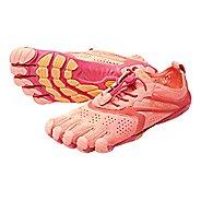 Womens Vibram V-Run Running Shoe - Pink/Red 7.5