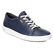 Womens Ecco Soft VII Sneaker Casual Shoe - Marine 7.5