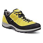 Womens Ecco Yura Low Casual Shoe - Black/Bamboo 10.5