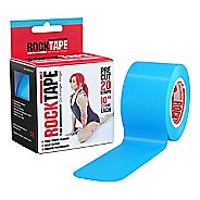 ROCKTAPE Pre-Cut Kinesiology Tape 20 Strips Injury Recovery
