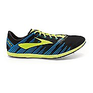 Brooks Wire 4 Track and Field Shoe - Black/Nightlife 15