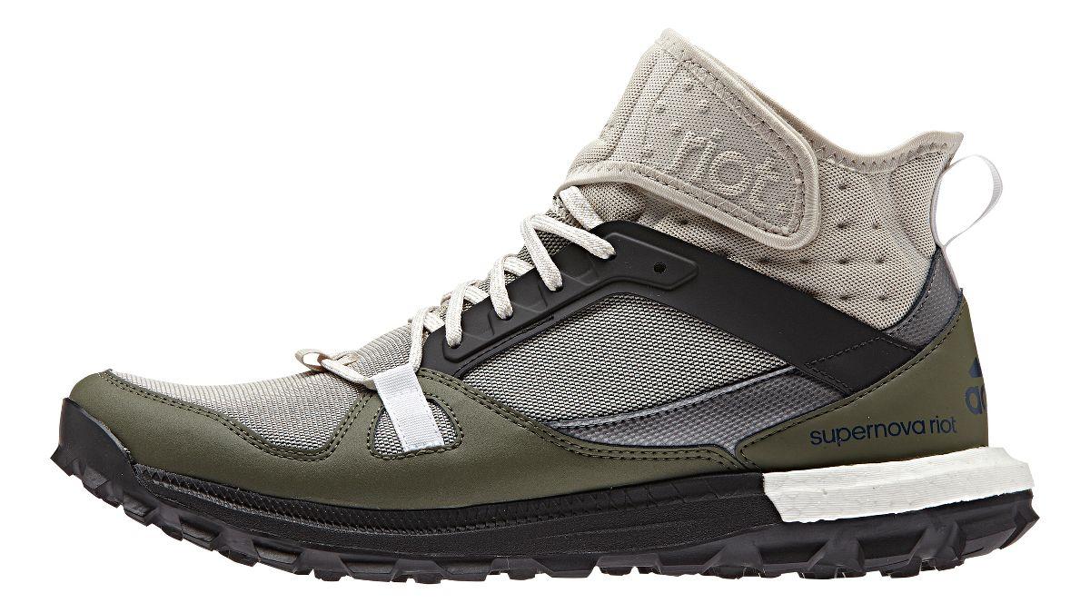 mens adidas supernova rivolta tracce di scarpe da corsa a road runner sport