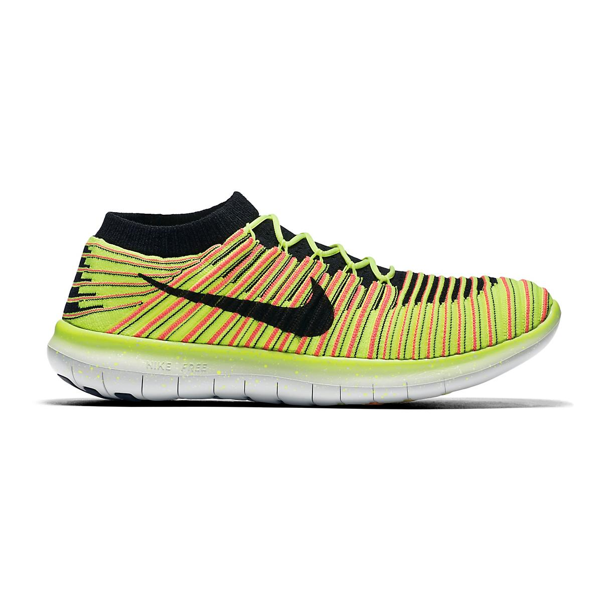 reputable site a6e23 5b579 Mens Nike Free RN Motion Flyknit Running Shoe at Road Runner Sports