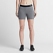 "Womens Nike Pro Cool 5"" Compression & Fitted Shorts"