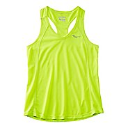 Womens Saucony Hydralite Sleeveless & Tank Technical Tops