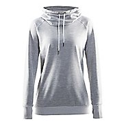 Womens Craft Pure Half-Zips & Hoodies Technical Tops - Grey L
