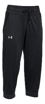 Womens Under Armour Tech Capris Pants