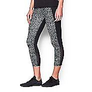 Womens Under Armour Shape Shifter Printed Crop Capris Pants